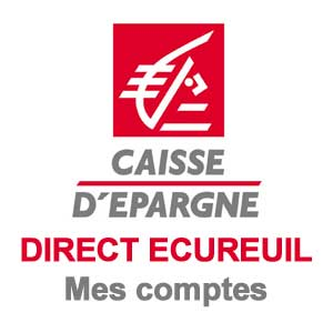 DIRECT ECUREUIL : Mes comptes