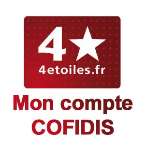 mon compte carte 4 toiles cofidis. Black Bedroom Furniture Sets. Home Design Ideas