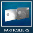 """Bouton """"Particuliers"""""""