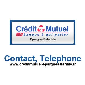 Credit Mutuel Epargne Salariale Contact Telephone Sur Www
